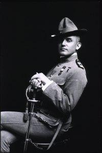 Dr. John Smith Fogg in U.S. Army uniform